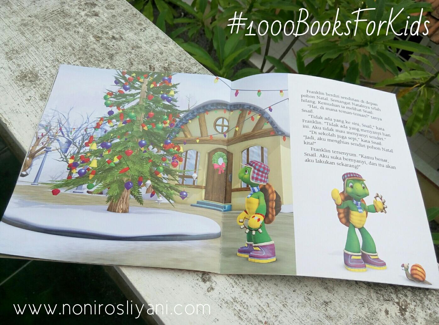 review-buku-franklin-di-hari-natal