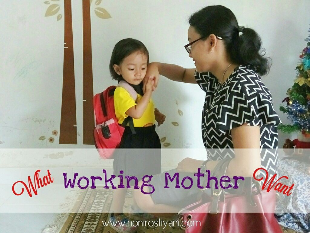 What Working Mother Want