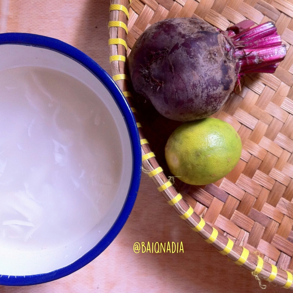 bahan-Lemonbeet-Smoothie