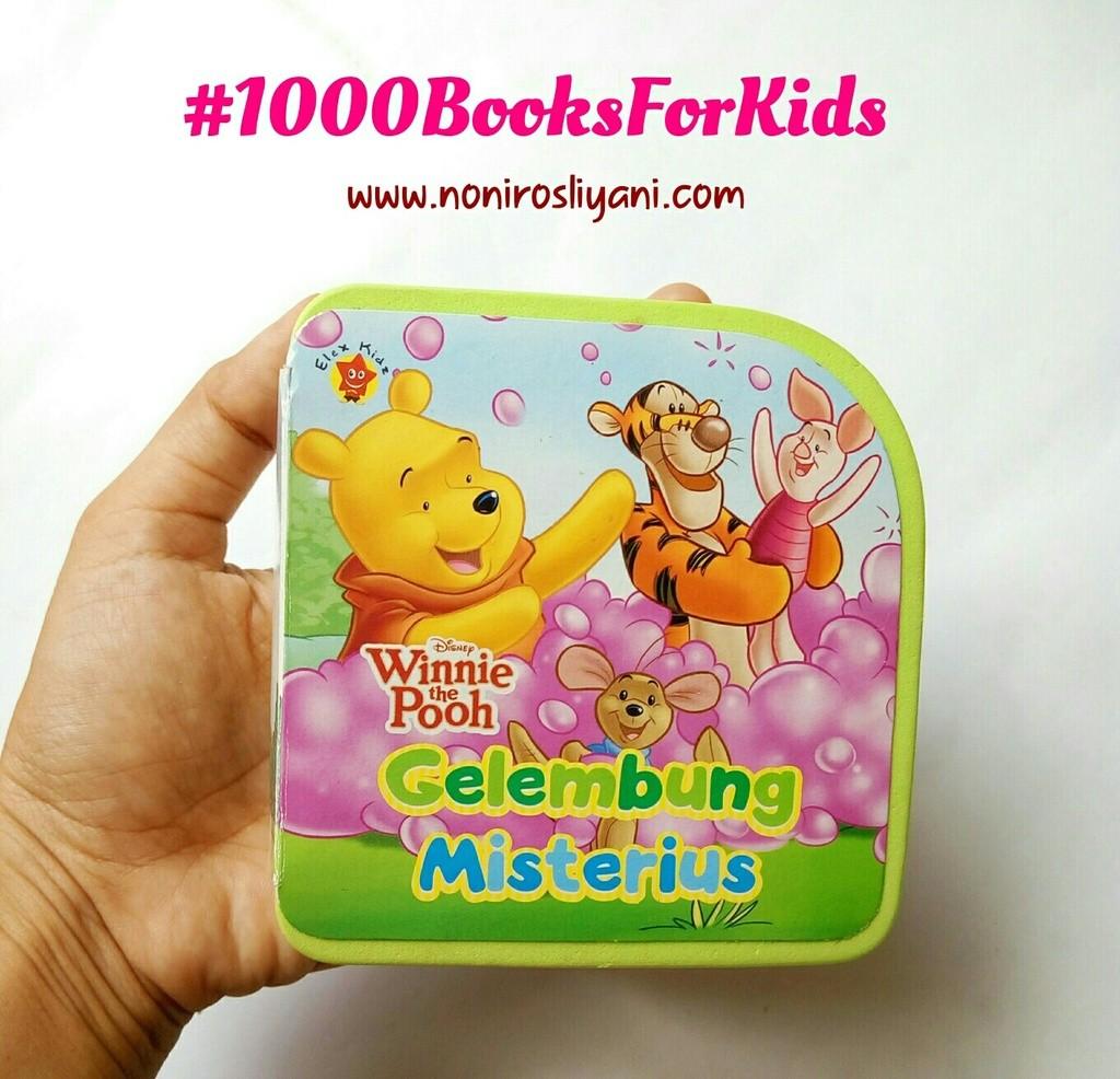Book Review: Winnie The Pooh dan Gelembung Misterius
