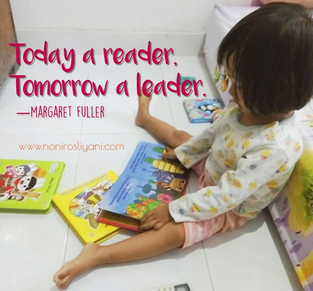 Kesalahan Penyebab Anak Tidak Suka Baca