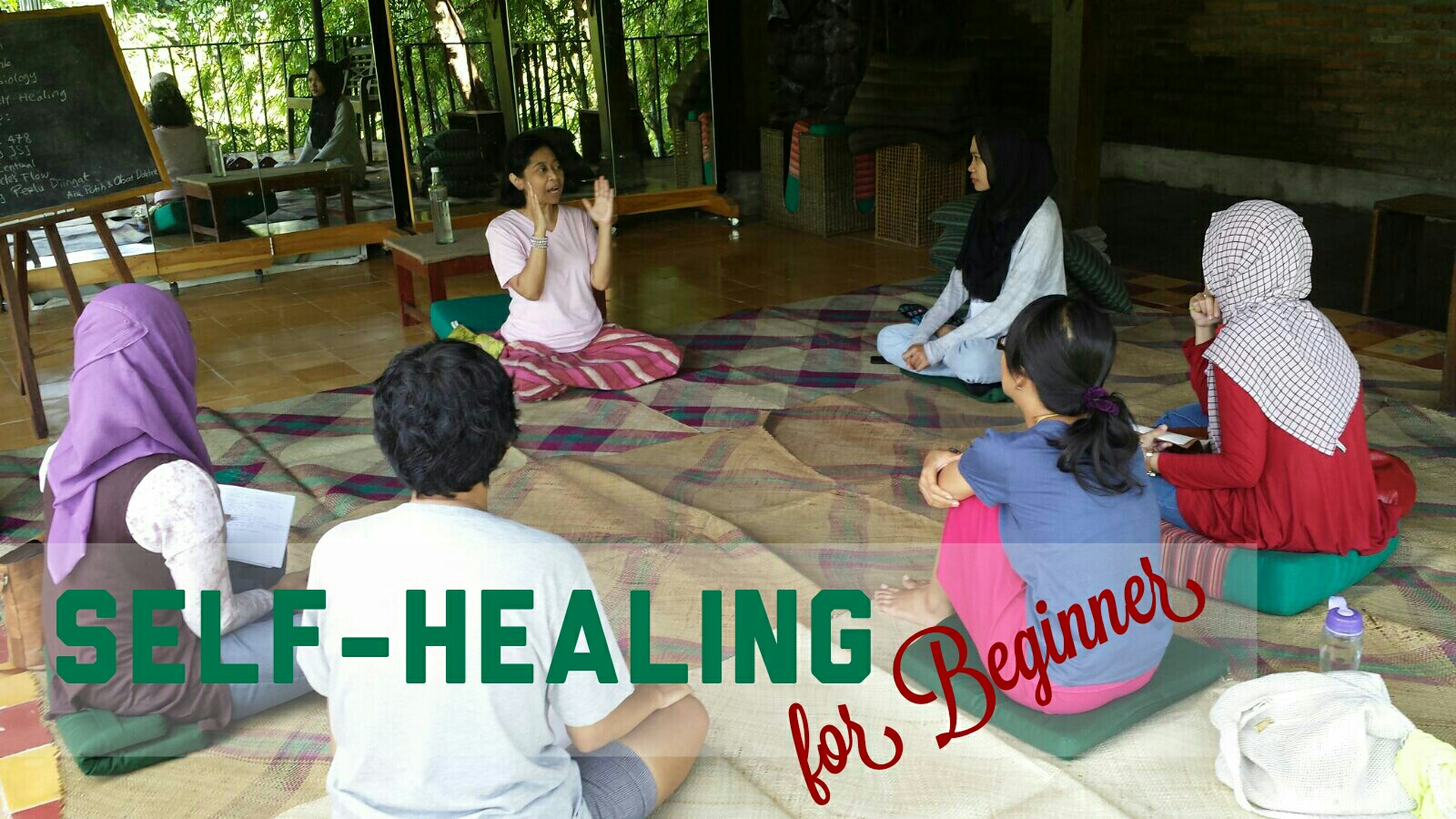 self-healing for beginner