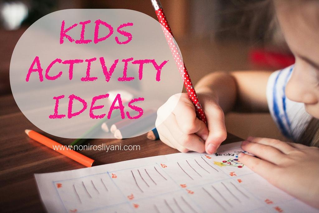 Aktivitas Anak yang Melatih Otot Jari untuk Persiapan Belajar Menulis