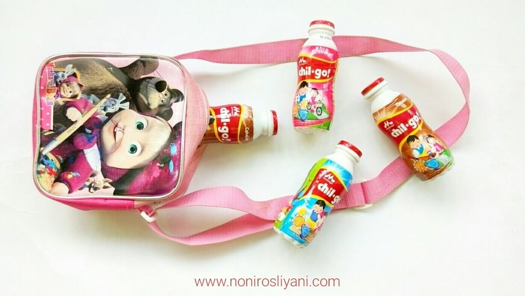 Berbagi Ide Stimulasi Kecerdasan bersama Morinaga Chil-Go!