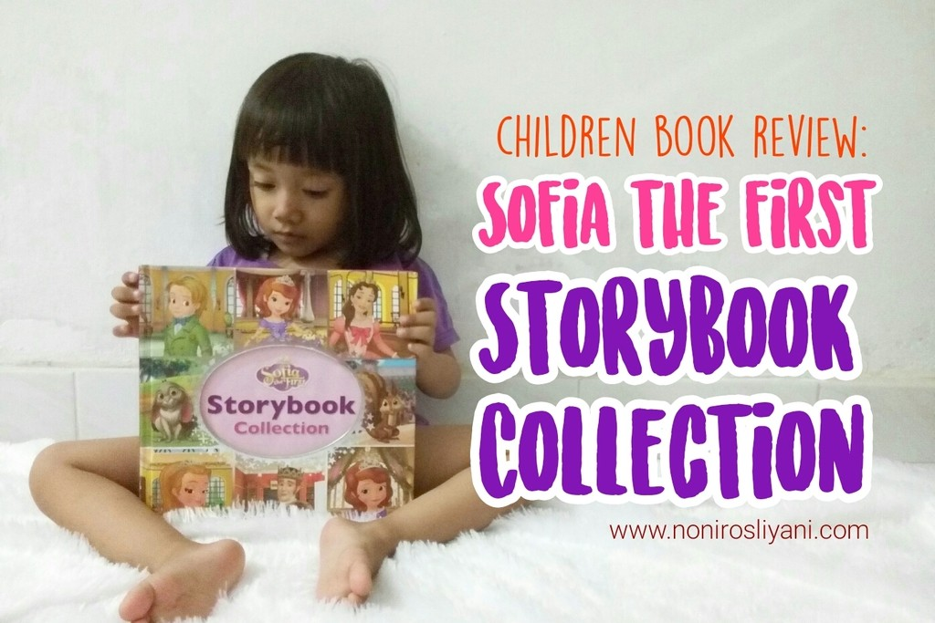 Children Book Review: Sofia The First Storybook Collection