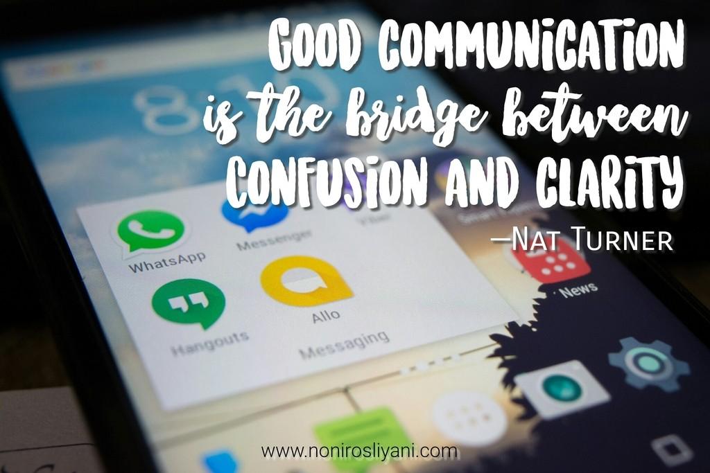 Etika Komunikasi Via Whatsapp