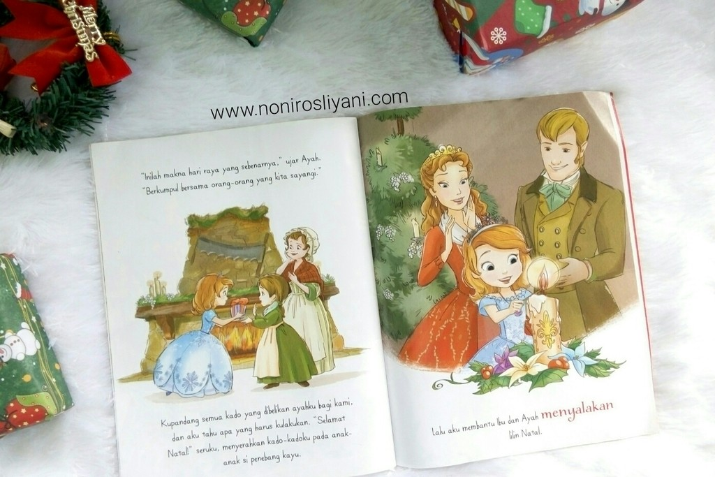 Children Book Review: Sofia The First - Natal di Enchancia