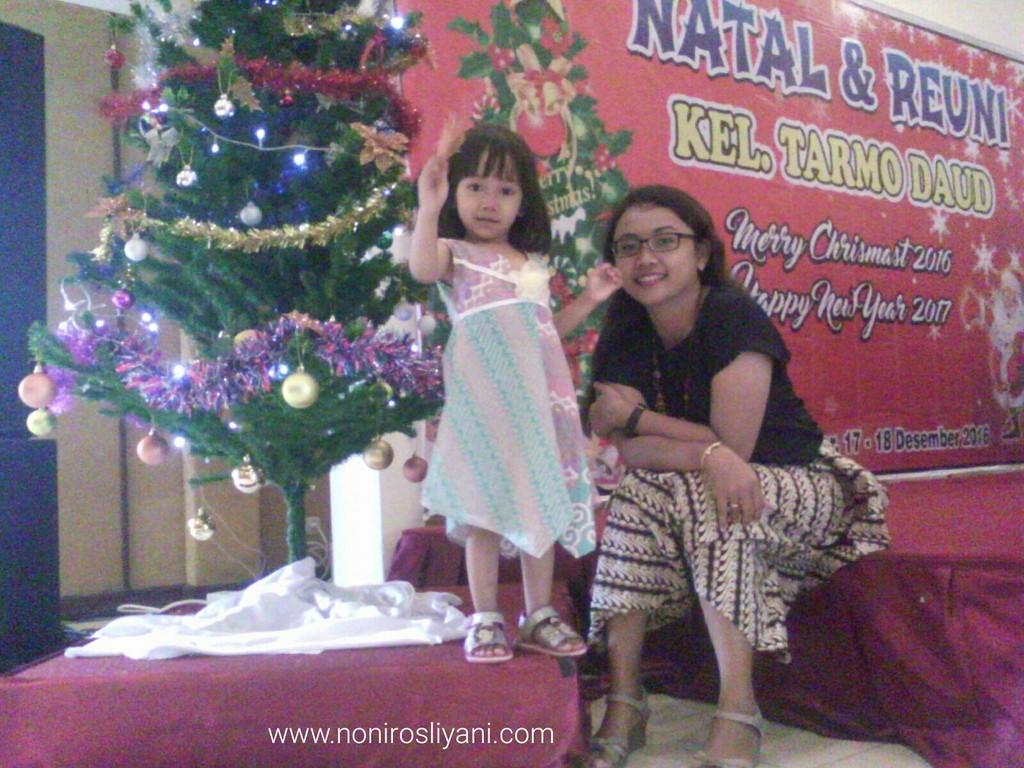 Tradisi Natal Keluarga
