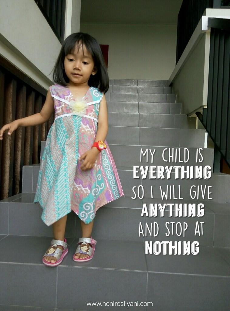 Jangan Pernah Berjanji pada Anak