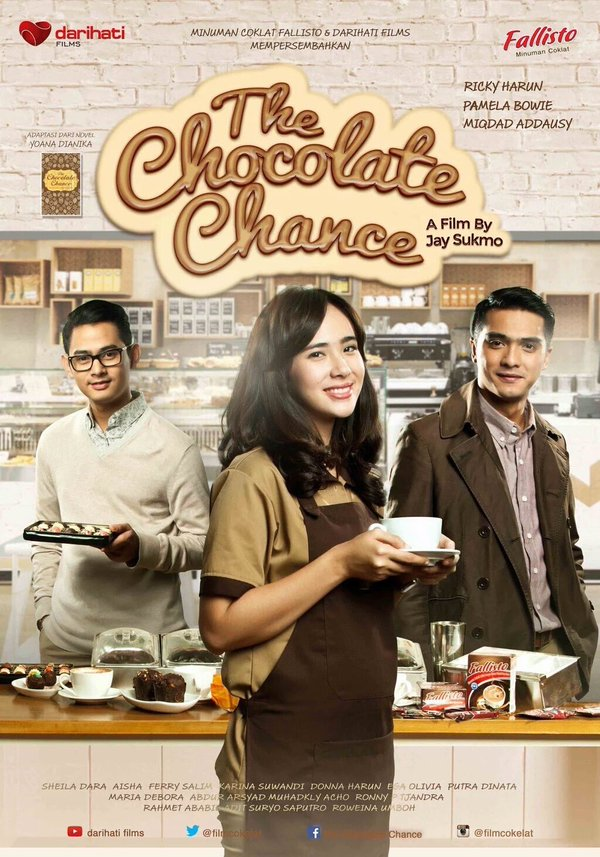 "Dibalik Buku dan Film ""The Chocolate Chance"""