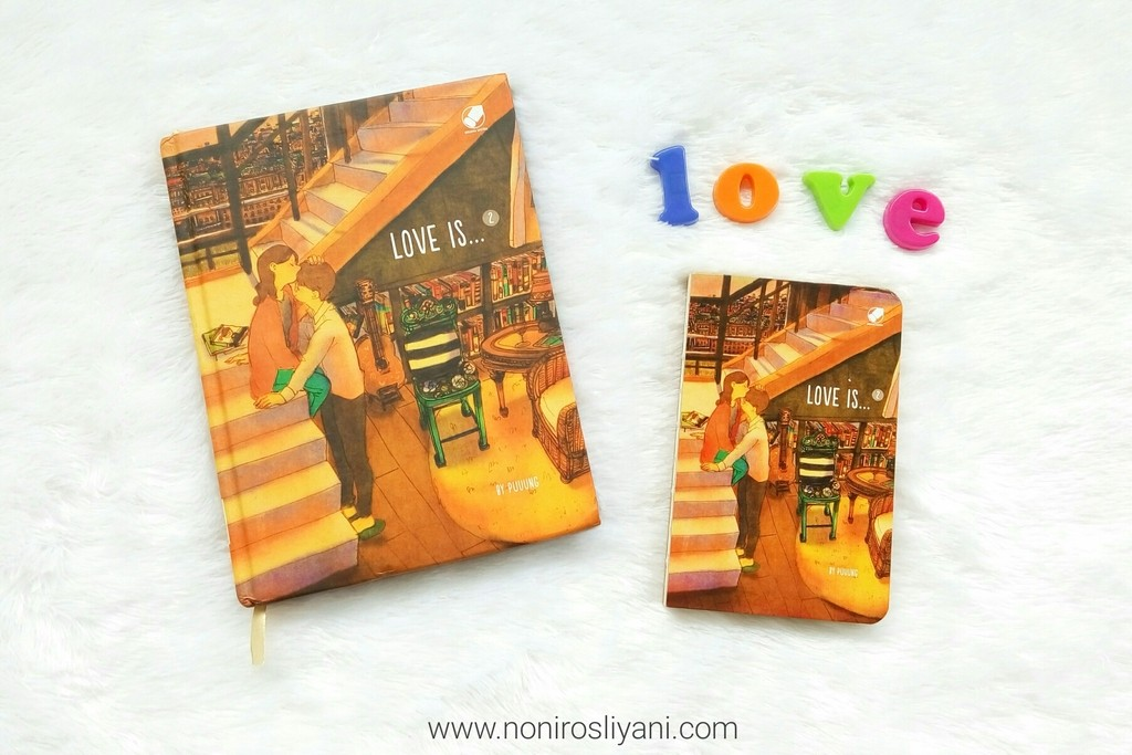 Book Review: Love Is Puung
