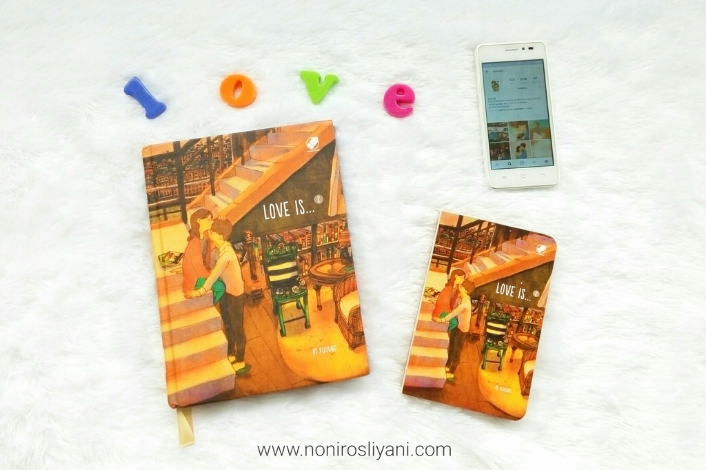 book review: love is 2 puuung