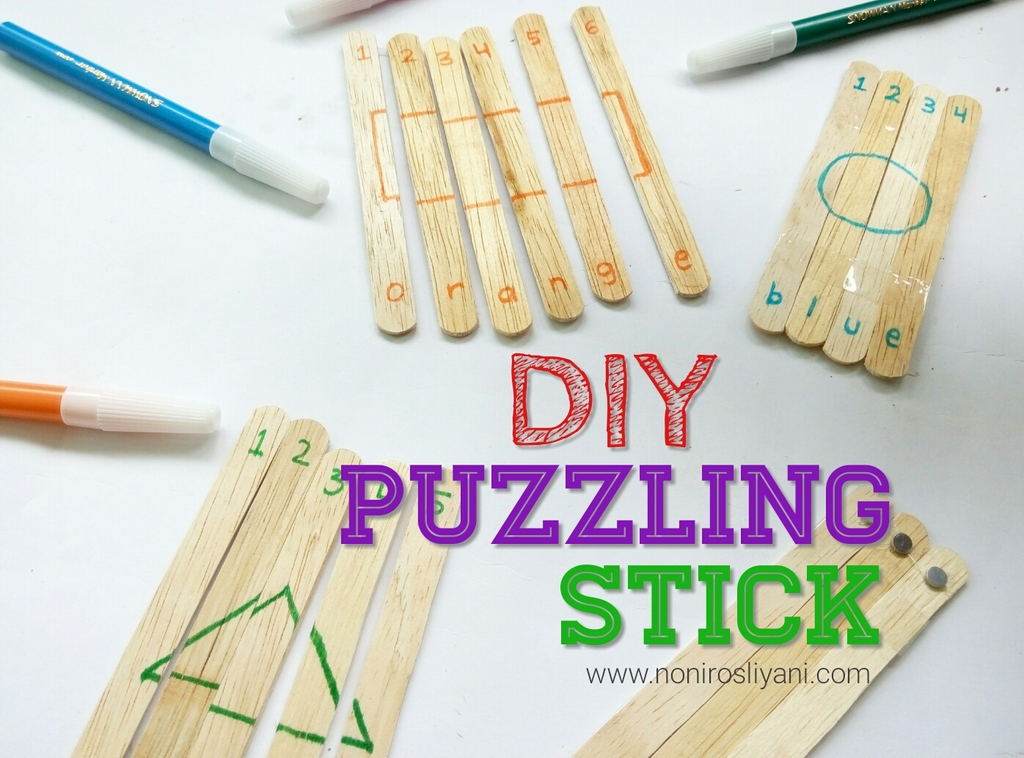 DIY Puzzling Stick