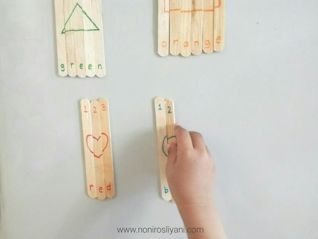 DIY: PUZZLING STICK