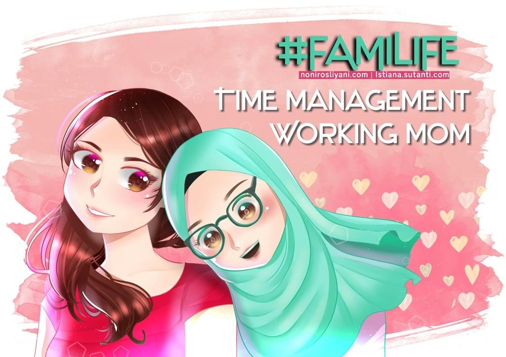 Manajemen Waktu Ibu Bekerja
