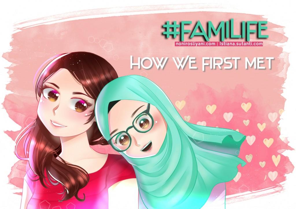 how we first met