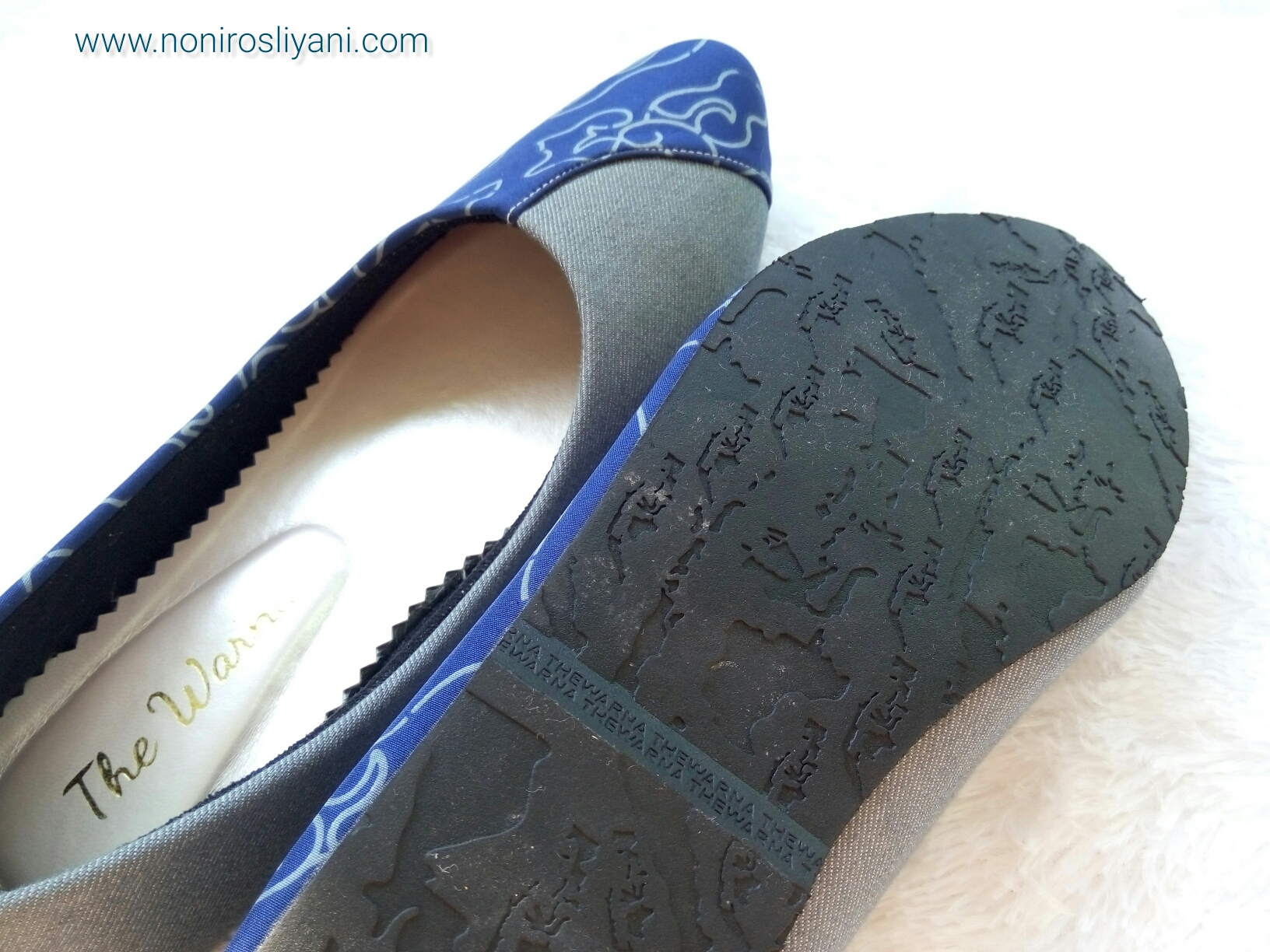 the warna shoes review