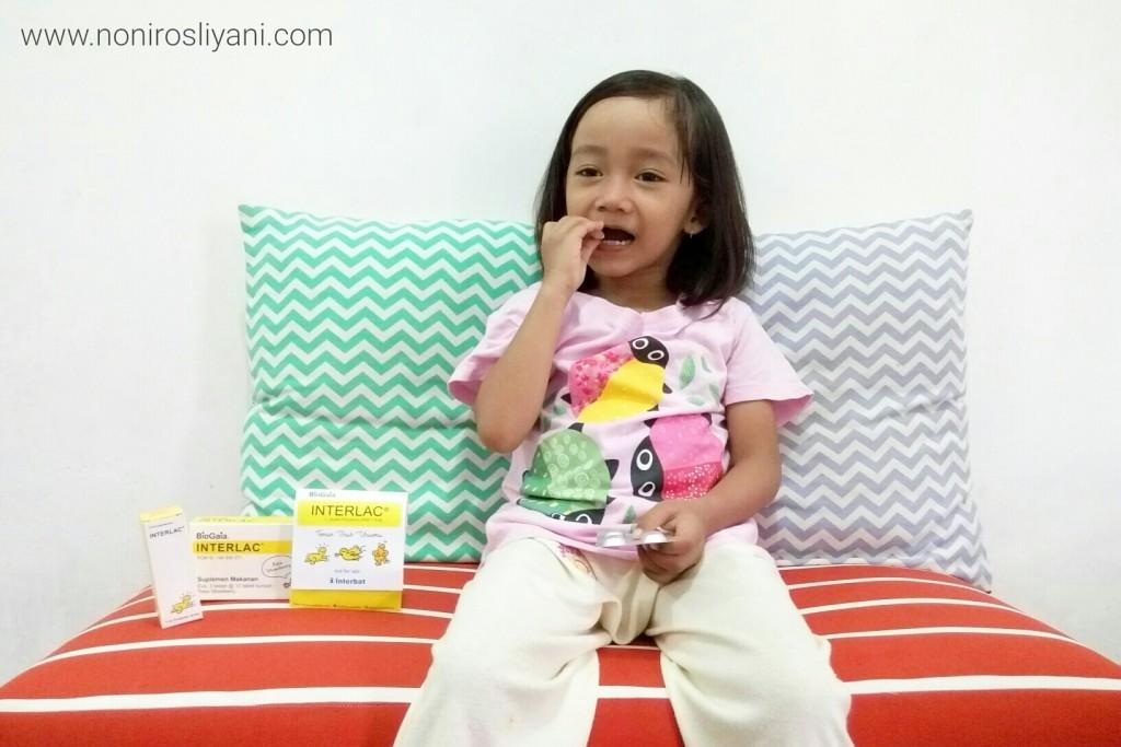 interlac probiotic disukai anak