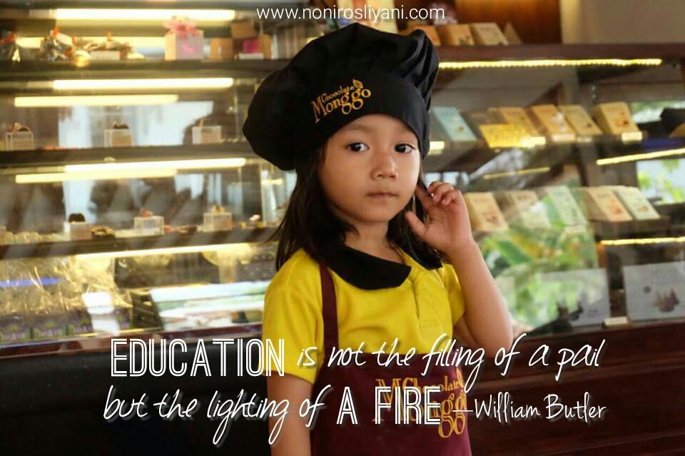 Pertimbangan Memilih Sekolah untuk Anak