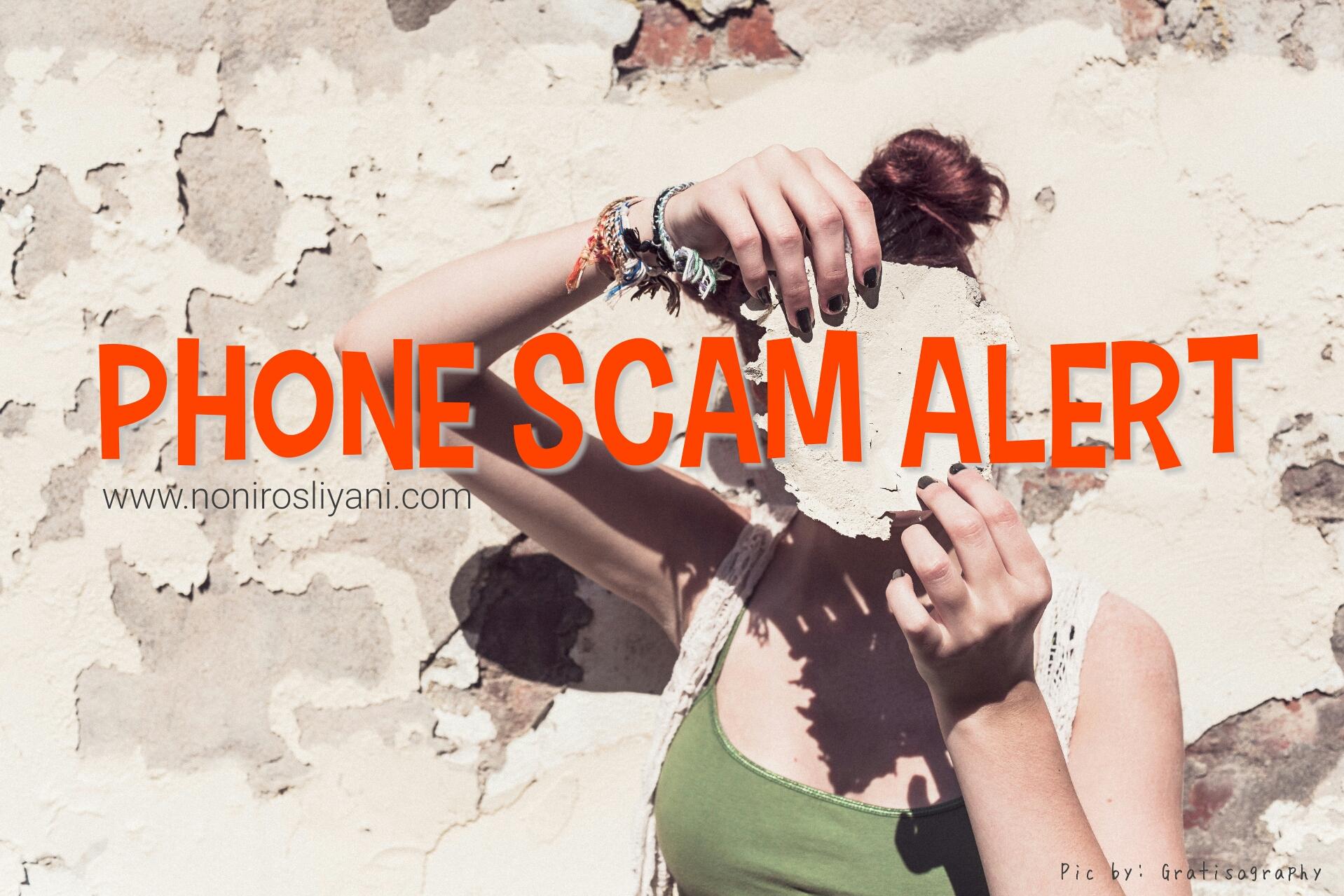 Telepon Penipuan