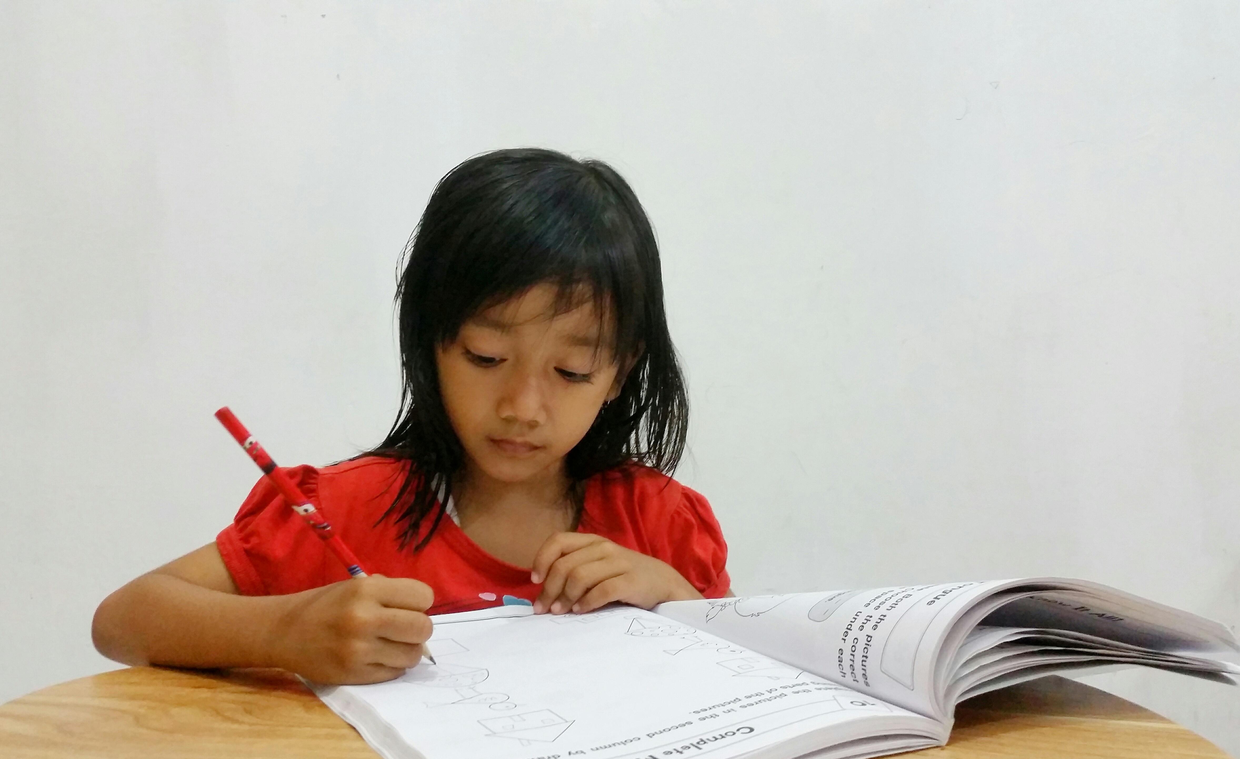 Mencari Tahu Gaya Belajar Anak