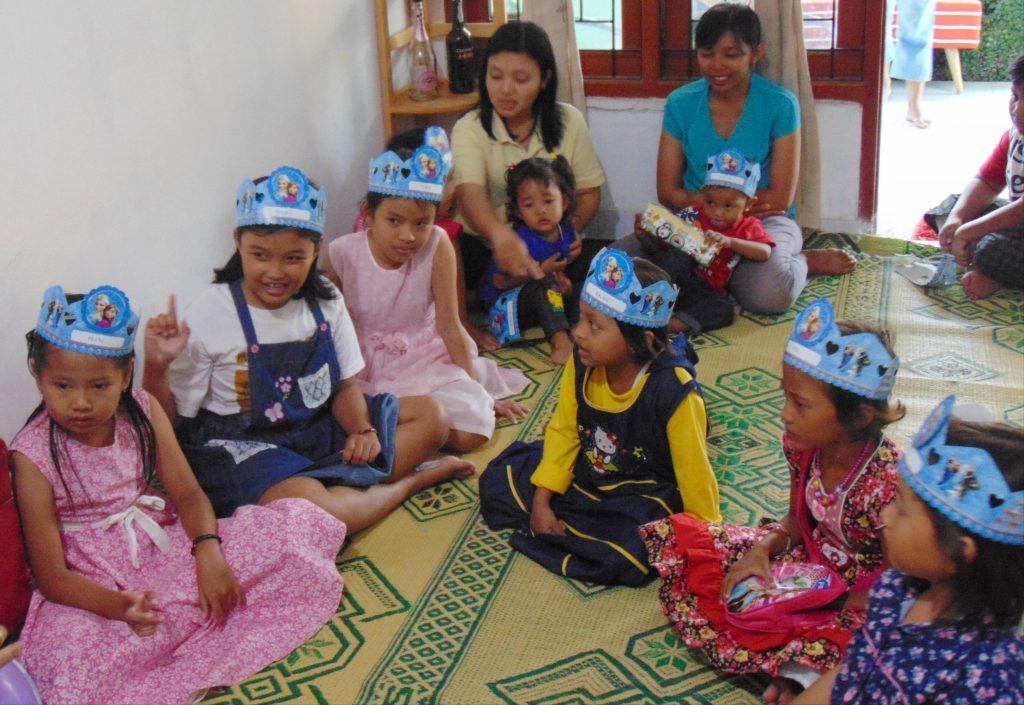 Tips Membuat Pesta Ultah Anak Sederhana